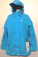 NWT WOM UNDER ARMOUR SOFTSHELL SPILLIKINS STORM COLD GEAR JACKET COAT S-XL  $160