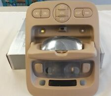 2006-2014 Kia Sedona Beige Overhead Console Map Light Assembly 92821-4D100TW