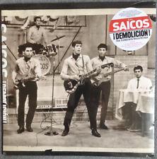 LP LOS SAICOS ¡DEMOLICION! THE COMPLETE RECORDINGS PERU  GARAGE PUNK VINYL