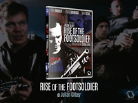 Rise Of The Footsoldier - Hooligan, Gangster, Legend (Night Wolf, Audio ITA) DVD