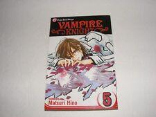 Vampire Knight Manga Vol. 5  (2008, Paperback)