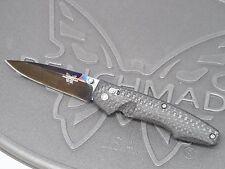Benchmade 770BC1 Warren Osborne Axis Carbon Fiber 154CM Small Folding Knife