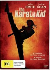 The Karate Kid DVD NEW REGION 4