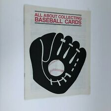 All About Collecting Baseball Cards 1986 Collectors Marketing Corp