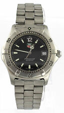 WK1110.BA0331 PRICED TO SELL TAG HEUER PROFESSIONAL 2000  CLASSIC SWISS WATCH