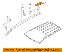 MITSUBISHI OEM Roof Rack Rail Luggage Carrier-Rear Cover Right 7661A180