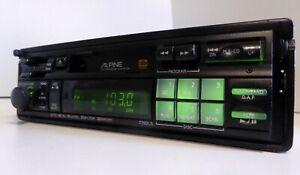 ///Alpine 7292LS Old School Retro Tape Pullout FM/AM Car Radio + Optional BT/AUX