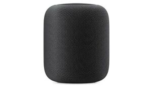 Apple HomePod Smart Speaker Siri Music DISCONTINUED White or Space Gray - ⭐⭐⭐⭐⭐