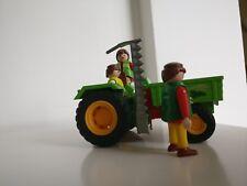 Playmobil Traktor