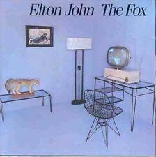 ELTON JOHN The Fox. CD ~ MINT ~ 1st issue ~ Rocket Record Co ~ West German
