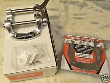 BIGSBY USA B5 VIBRATO TAILPIECE AND VIBRAMATE V5-ST SHORT TAIL COMBO ALUMINUM
