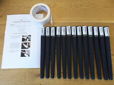 Lamkin Arthritic Golf Grips x 13 with instructions and tape