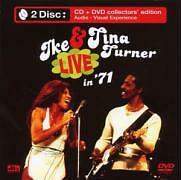 Live In 71 von Ike And Tina Turner (2007)