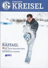 Schalker Kreisel + 02.02.2013 + FC Schalke 04 vs SpVgg Greuther Fürth + Programm