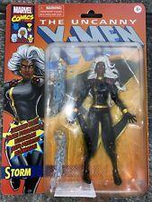 MARVEL LEGENDS THE UNCANNY X-MEN RETRO STORM BLACK SUIT 6? INCH