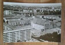 AK Frankfurt (Oder) - Blick auf das Rathaus / Parkplatz Auto PKW KFZ / ca. 1979