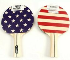 NEW Stiga Image Table Tennis Racket Set Stars and Stripes Ping Pong Paddles