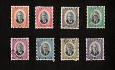 Grenada 1951 Scott# 152-63 KING GEORGE VI OG,COMPLETE SET STAMPS