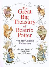 The Great Big Treasury of Beatrix Potter - Audio Book Mp3 CD *BUY 4 GET 1 FREE*