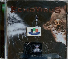 Echovirus - Invictus CD 2010 *Brand New And Unsealed*