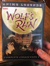 Wolf's Rain: Anime Legends Complete Collection Vol. 1 (4 Disc Set) 2003 - 2004