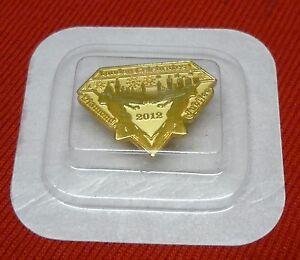 London 2012 diamond  jubilee brooch