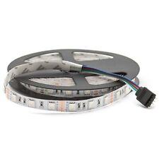 LED RGB Streifen Band Leiste 24V, 500cm, 60 LEDs/m (300 Stk.), IP20