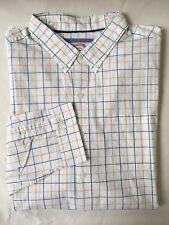 Brooks Brothers Est 1818 long sleeve paid shirt Size XXL