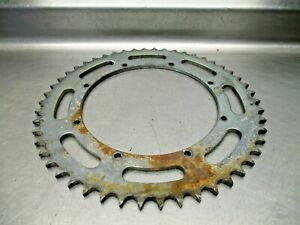 1977 Harley Davidson SX250 Rear Wheel Sprocket 50T