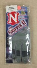 Neumann Gripper II Receiver Gloves - Youth Large - Grey
