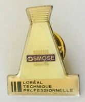 Smose Loreal Brand Professional Technique Advertising Pin Badge Vintage (C20)