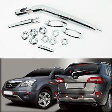 Chrome Exterior Molding Kit Trim Cover for 09+ Renault Koleos QM5