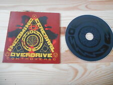 CD Indie incoming cerebral Overdrive-controverso (8) canzone PROMO supernaturalca