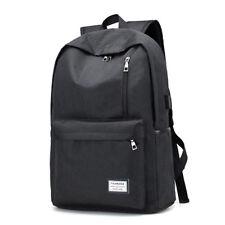 Men's Backpack 14.1Inch Laptop Notebook Mochila Waterproof Back Pack School Bag