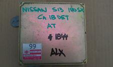 JDM NISSAN S13 180SX CA18DET A/T ECU 23710 36F11   #1864-44 AD