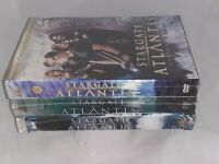 Stargate Atlantis Season 1 2 3 DVD Jason Momoa New