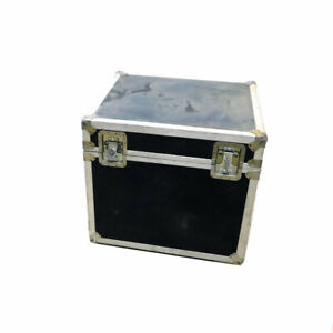 "Calzone Case Company Black Heavy Duty Shipping/Road Travel Case 29.5"" x 25""x 25"""