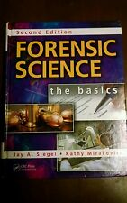 Forensic Science : The Basics, Second Edition-Siegel/Mirakovits  9781420089028