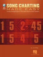 Song Charting Made Easy A Play-Along Guide to Nashville Number System 000311820