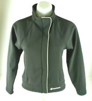 Sunice Tornado Black Full Zip Fleece Lined Jacket Women's Sz Extra Small EUC J1