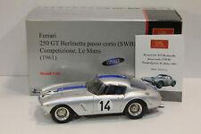 CMC 1:18 Ferrari 250 GT Berlinetta SWB coupe passo corto  1/18 1961 le mans
