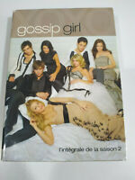 Gossip Girl L´integral Saison 2 - DVD Frances English