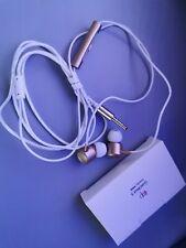HSS-F631 QuadBeat 3 Tuned by AKG Headset Rose Gold open box but New