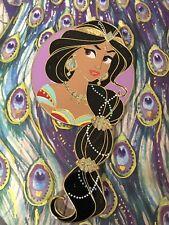 Jeweled Jasmine Fantasy Pin Disney Aladdin Le 50