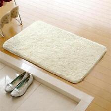 40*60cm Anti-skid shaggy Wool Rug Carpet Living Dining Bedroom Bathroom Pad