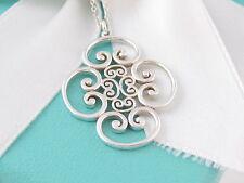 Authentic Tiffany & Co Silver Picasso Venezia Goldoni Necklace Box Included