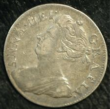 More details for maundy fourpence groat 1710 anne (t14)
