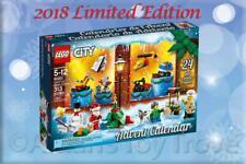 LEGO City Advent Calendar Building Kit 2018 Christmas Holiday 60201 SEALED