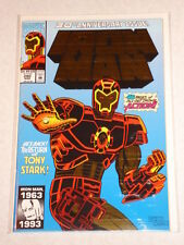 IRONMAN #290 VOL1 DS 30TH ANNIVERSARY TONY STARK RETURN MARCH 1993