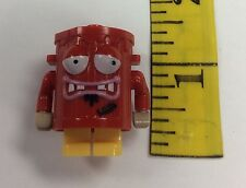 The Trash Pack Cobi Brix Bulldozer Trashie Figure Replacement Part Used